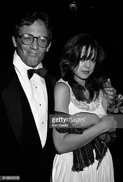 Charles Haid and Deborah Richter attend 10th Annual People's Choice Awards After Party on March 15 1984 at Ma Maison Restaurant in Los Angeles...