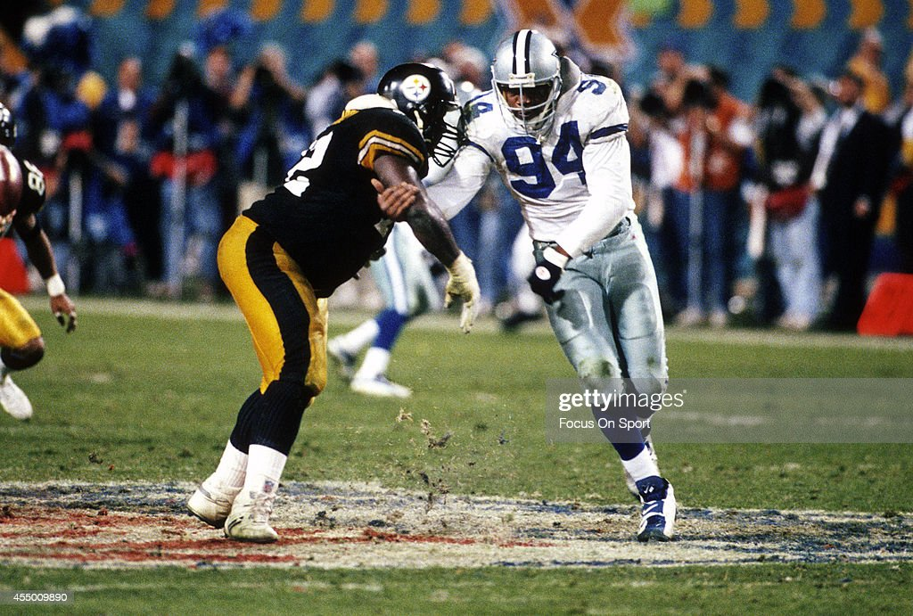 Super Bowl XXX - Dallas Cowboys v Pittsburgh Steelers : News Photo