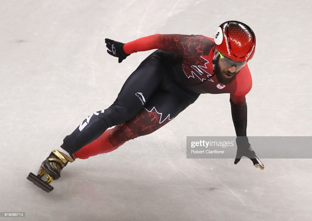 Short Track Speed Skating - Winter Olympics Day 8 : Photo d'actualité