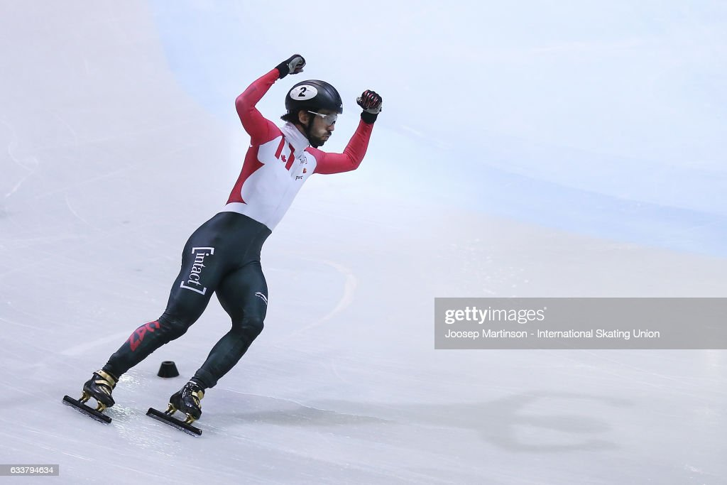 ISU World Cup Short Track - Dresden Day 1