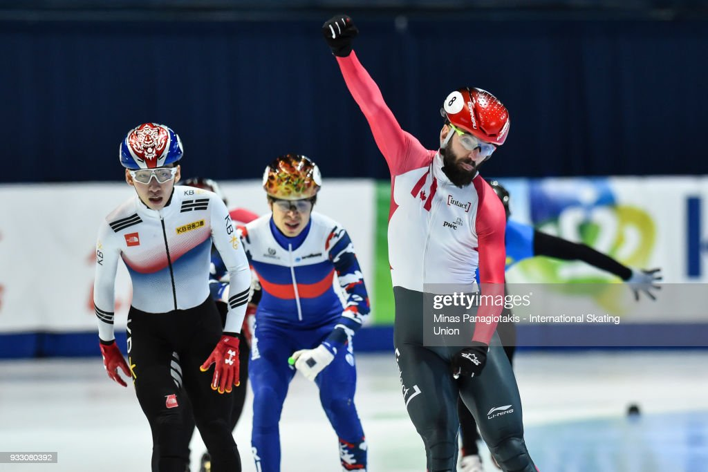 World Short Track Speed Skating Championships - Montreal