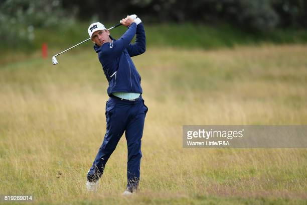 Charles Howell III of the United States during the first round of the 146th Open Championship at Royal Birkdale on July 20 2017 in Southport England