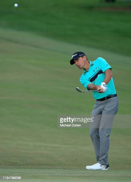 Charles Howell III of the United States plays a shot on the 15th hole during the third round of the Arnold Palmer Invitational Presented by...