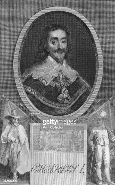 'Charles I' 1789 Charles I monarch of the three kingdoms of England Scotland and Ireland from 27 March 1625 until his execution in 1649 From The...