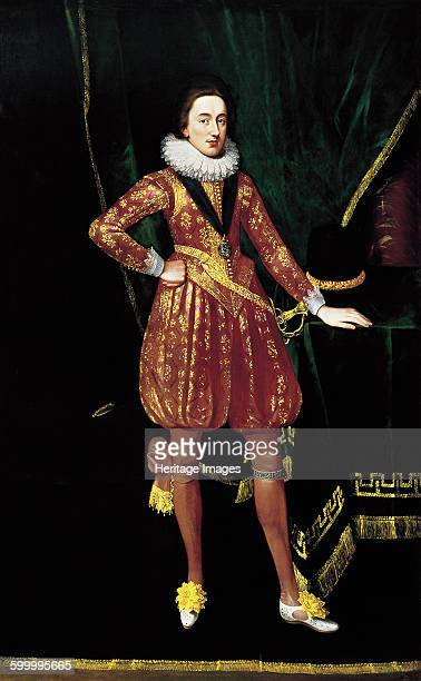 Charles I as prince of Wales c 1617 Found in the collection of Fundación Yannick y Ben Jakober Alcudia Artist Somer Paul van