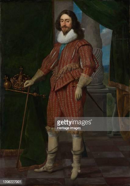 Charles I King of England 1629 Artist Daniel Mytens King Charles I