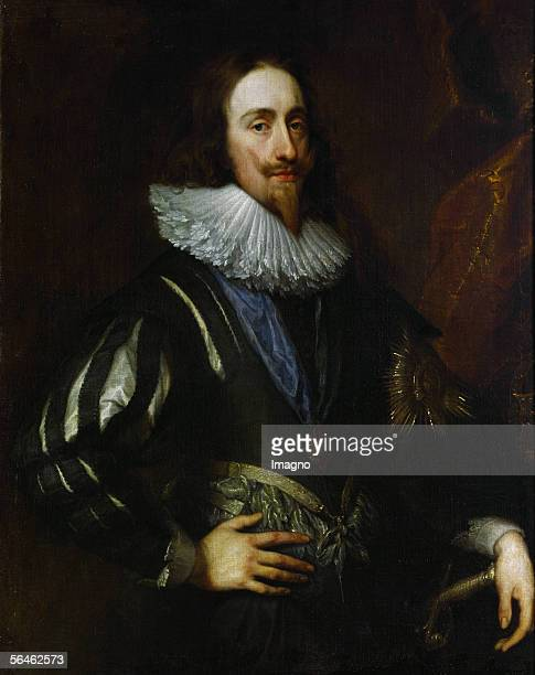 Charles I King of England son of James I and Anne of Denmark Charles I was beheaded in London in 1649 upon order of Oliver Cromwell and his purged...