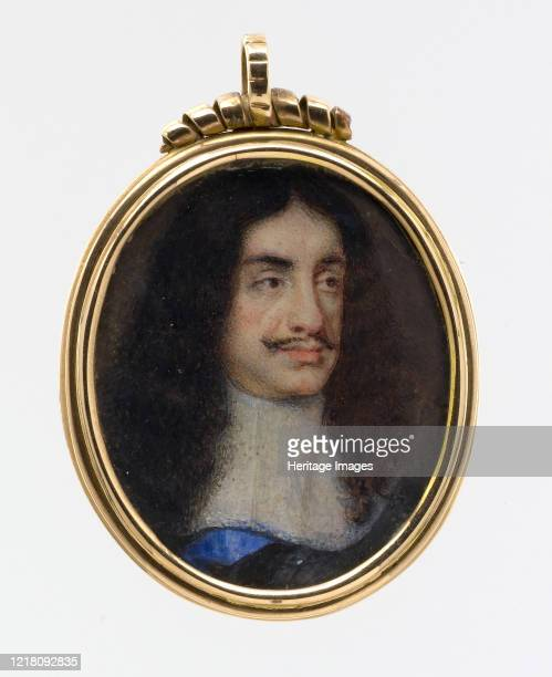 Charles II King of England Artist Unknown