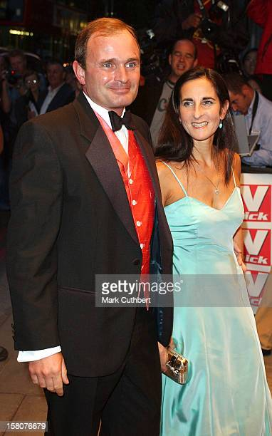 Charles Ingram Wife Diana Attends The 2003 'Tv Quick Awards' At The Dorchester In London