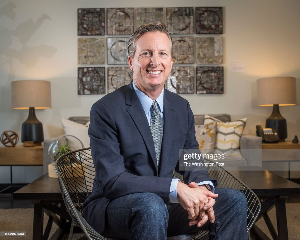 Media lawyer Charles J. Harder represents President Trump in lawsuit against Stormy Daniels. : News Photo