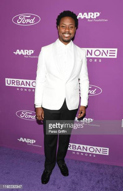 Charles Jenkins attends 2019 Urban One Honors at MGM National Harbor on December 05 2019 in Oxon Hill Maryland