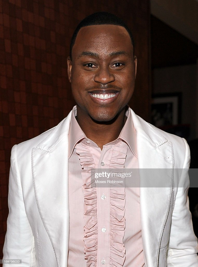 Charles Jenkins attends the 28th Annual Stellar Awards Backstage at Grand Ole Opry House on January 19, 2013 in Nashville, Tennessee.