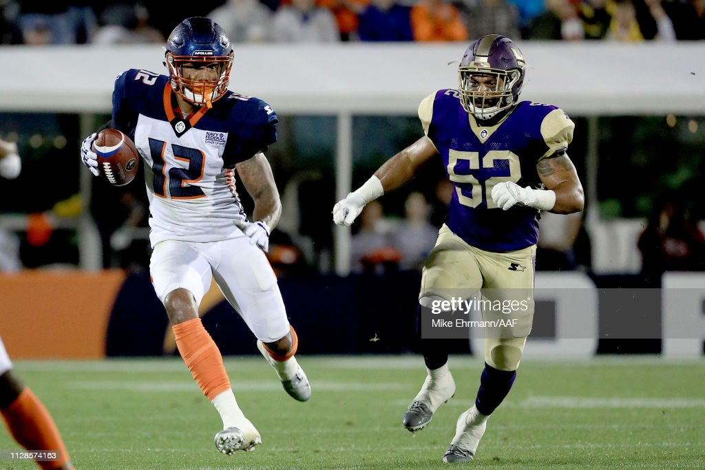Atlanta Legends v Orlando Apollos : News Photo