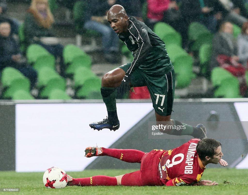 FC Krasnodar vs FC Arsenal Tula- Russian Premier League