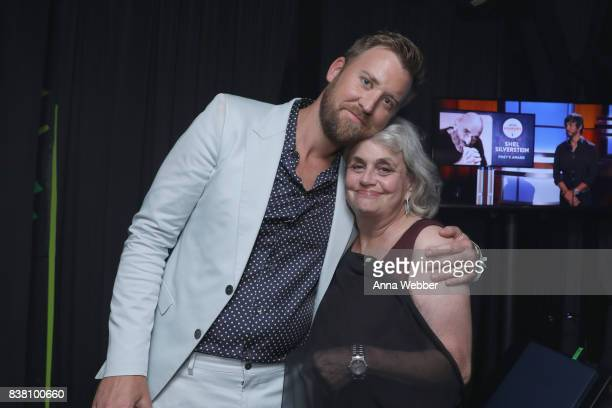 Charles Kelley and Susan Nadler attend the 11th Annual ACM Honors at the Ryman Auditorium on August 23 2017 in Nashville Tennessee