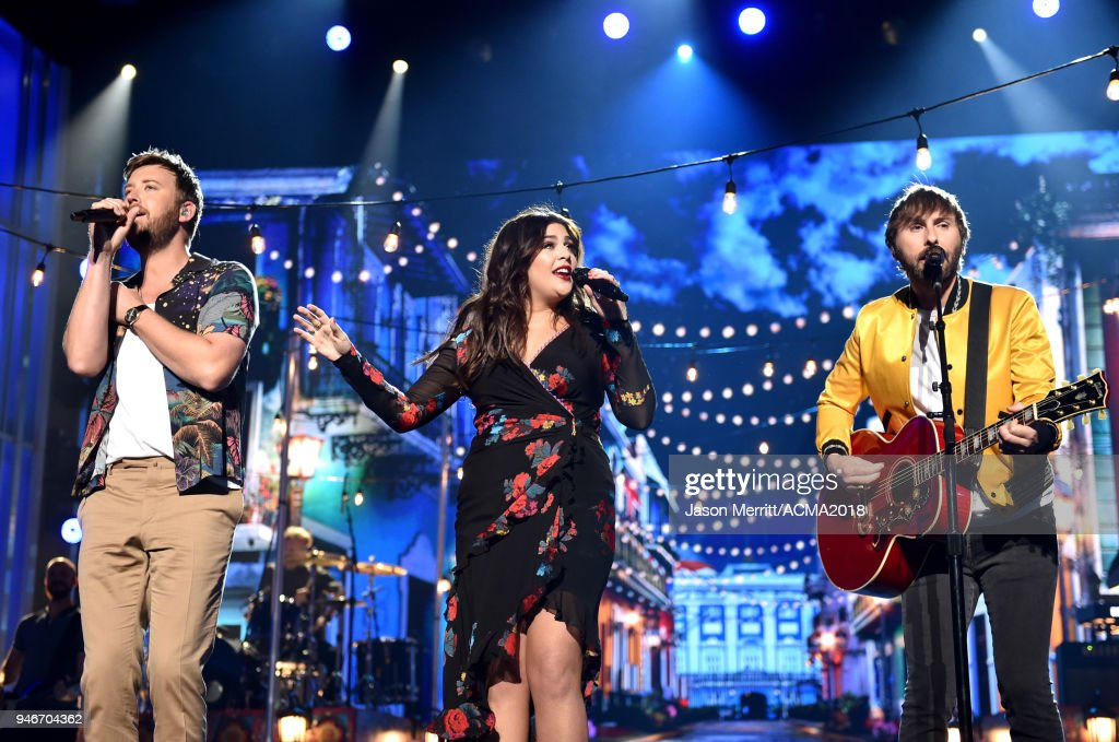 53rd Academy Of Country Music Awards - Roaming Show  : News Photo