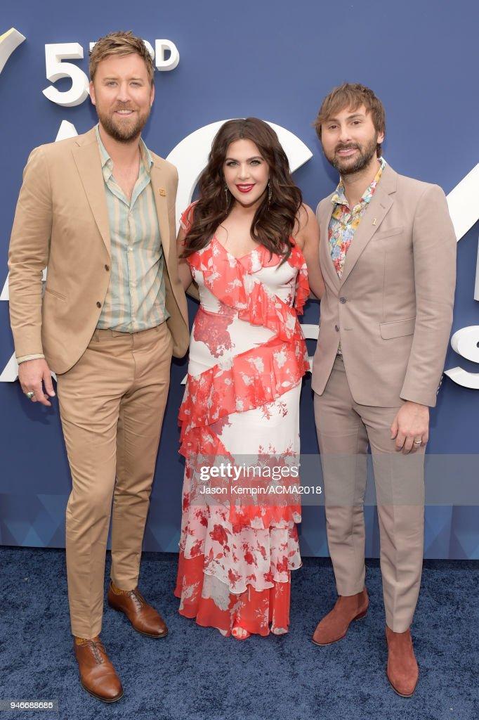 53rd Academy Of Country Music Awards  - Red Carpet : Nachrichtenfoto