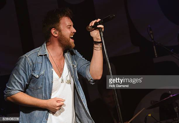 Charles Kelley of Lady Antebellum Special Performance on May 4 2016 in Nashville Tennessee