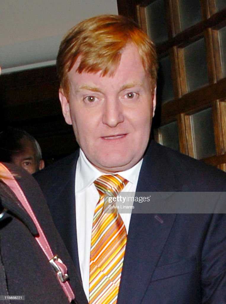 Celebrity Sightings at the Ivy in London - February 28, 2007