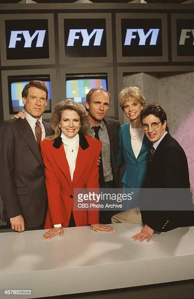 BROWN Charles Kimbrough as Jim Dial Candice Bergen as Murphy Brown Joe Regalbuto as Frank Fontana Faith Ford as Corky Sherwood and Grant Shaud as...