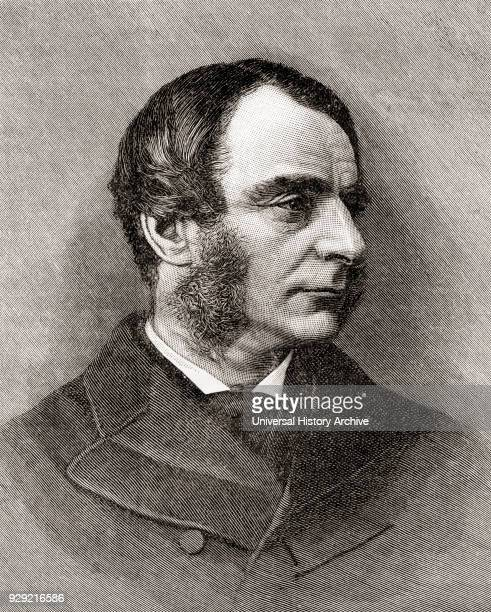 Charles Kingsley 1819 – 1875 Broad church priest of the Church of England university professor historian and novelist From The Century Edition of...