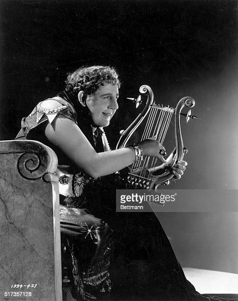 Charles Laughton as Roman Emperor Nero in The Sign of the Cross motion picture 1932