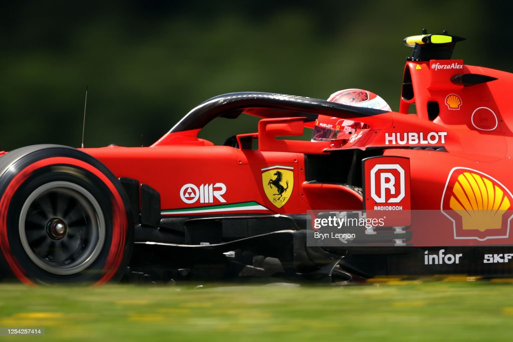 F1 Grand Prix of Austria - Final Practice : News Photo