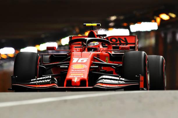 MCO: F1 Grand Prix of Monaco - Practice