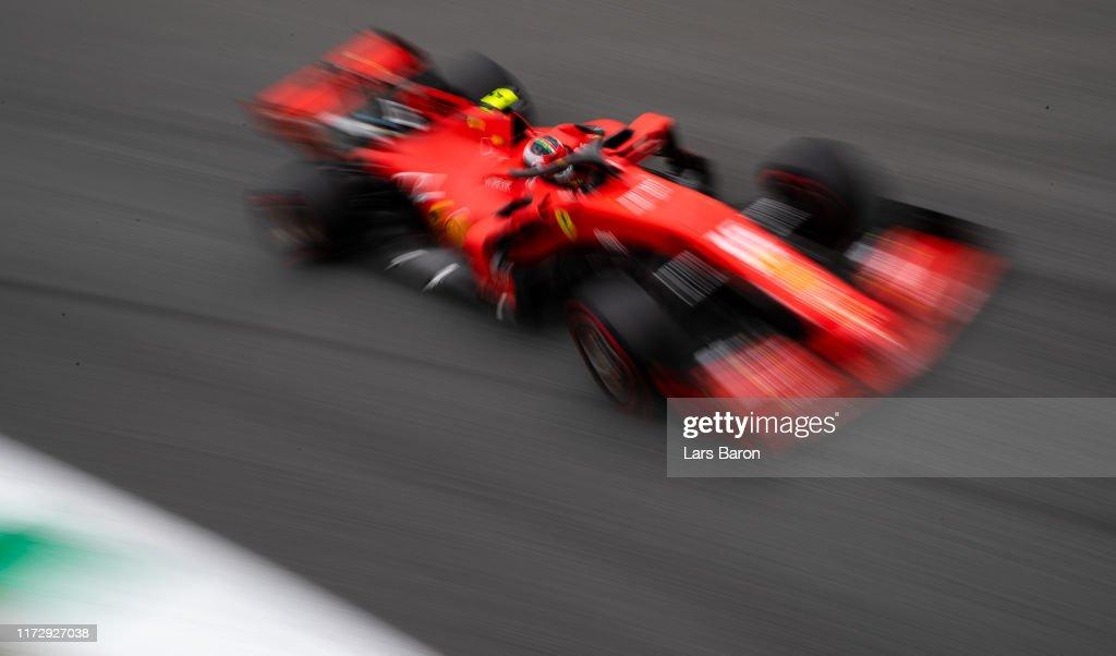 F1 Grand Prix of Italy - Final Practice : Foto di attualità
