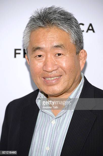 """Charles Lee attends """"After Spring"""" Premiere - 2016 Tribeca Film Festival at Chelsea Bow Tie Cinemas on April 14, 2016 in New York City."""