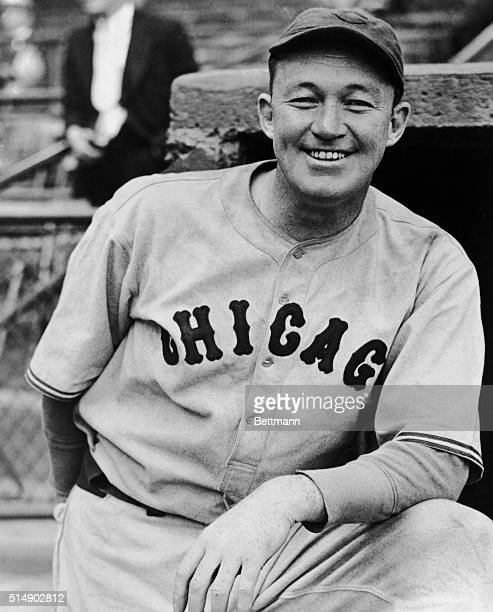 Charles Leo Gabby Hartnett Played from 1922 to 1941 Catcher for the Chicage Cubs for most of his career before finishing with the New York Giants...