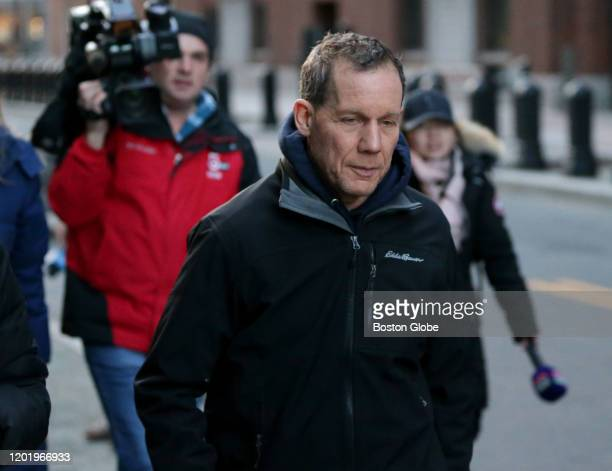 Charles Lieber, the chair of Harvard Universitys chemistry and chemical biology department, is released from John Joseph Moakley United States...