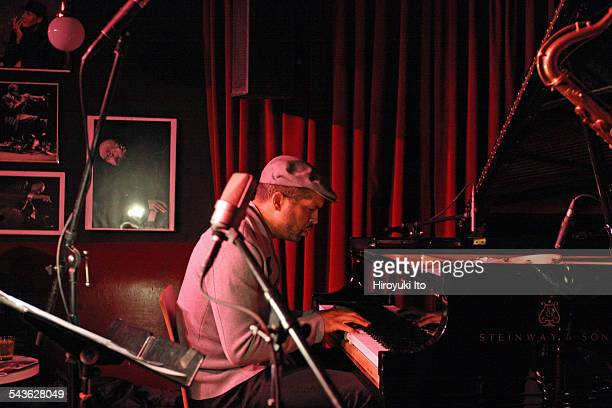 Charles Lloyd performing at the Village Vanguard on Sunday night March 15 2015The concert was part of the 80th Anniversary of the clubThis imageJason...
