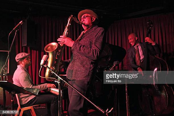 Charles Lloyd performing at the Village Vanguard on Sunday night March 15 2015The concert was part of the 80th Anniversary of the clubThis imageFrom...