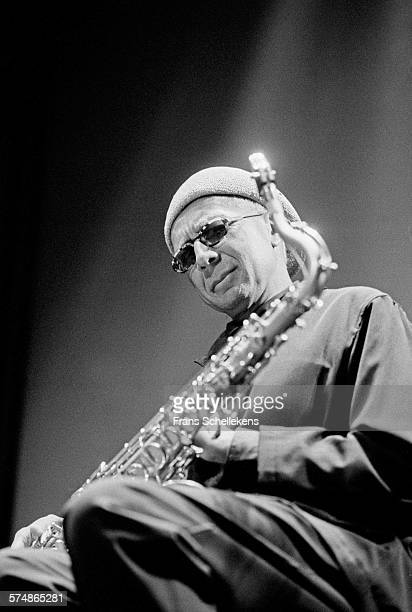 Charles Lloyd, tenor saxophone, performs on July 11th 1993 at the North Sea Jazz Festival in the Hague, the Netherlands.