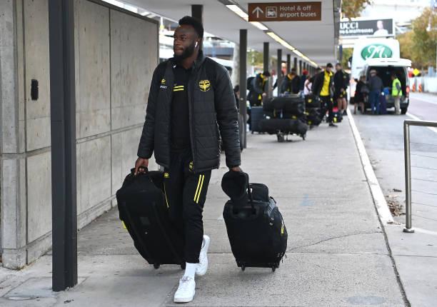 AUS: Wellington Phoenix Depart Melbourne For Return Home To Wellington