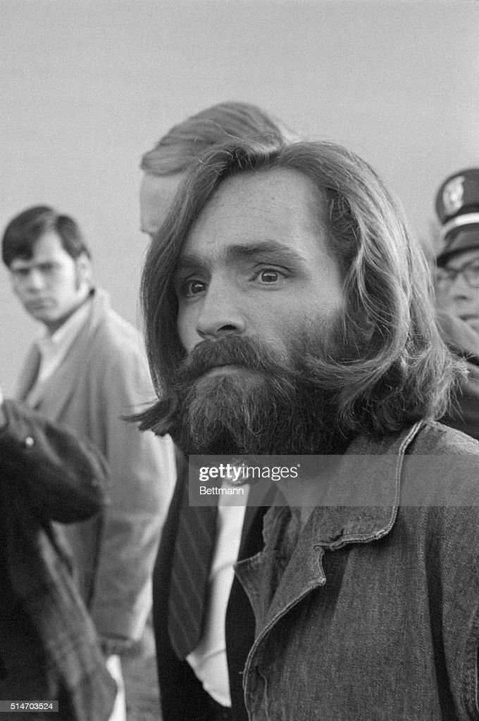 Charles Manson : News Photo