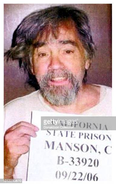 Charles Manson was photographed by the California Department of Corrections in September 2006 at the age of 71