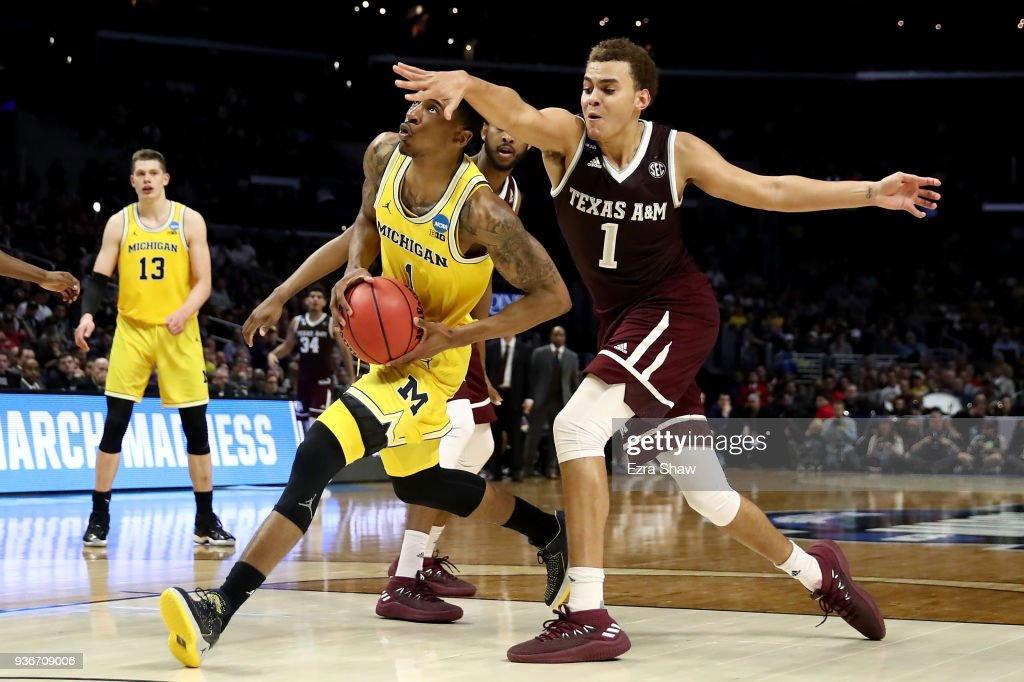 NCAA Basketball Tournament - West Regional - Los Angeles