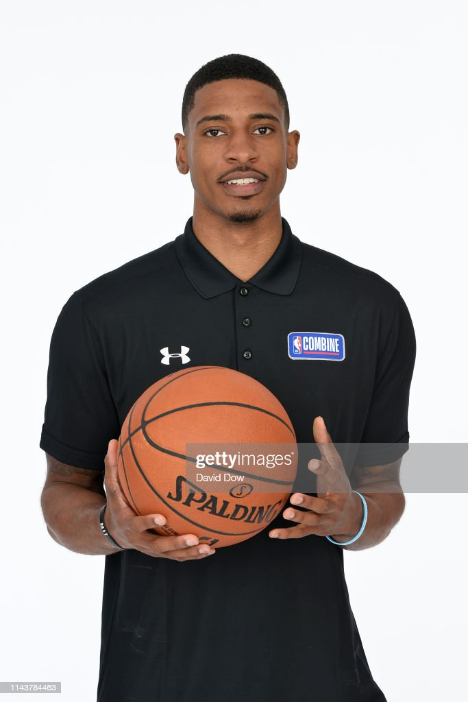 2019 NBA Draft Combine Portraits : News Photo