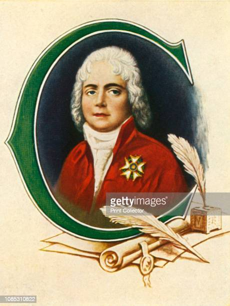 Charles Maurice Prinz Von Talleyrand' Portrait of Charles Maurice de TalleyrandPerigord 1st Prince of Benevento then 1st Prince of Talleyrand...