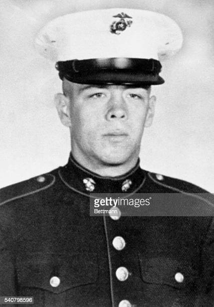 Charles McMahon Junior 22yearold Corporal who was one of the two US Marines killed in the bombing of Tan Son Nhut Airport in Saigon McMahon who was...