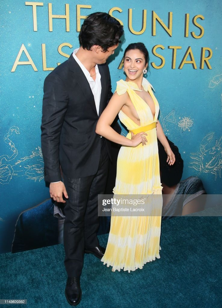 "World Premiere Of Warner Bros ""The Sun Is Also A Star"" - Arrivals : News Photo"