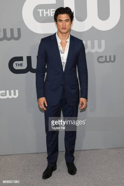 Charles Melton attends the 2018 CW Network Upfront at The London Hotel on May 17 2018 in New York City