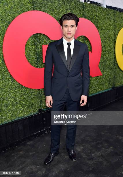 Charles Melton attends the 2018 GQ Men of the Year Party at a private residence on December 6, 2018 in Beverly Hills, California.