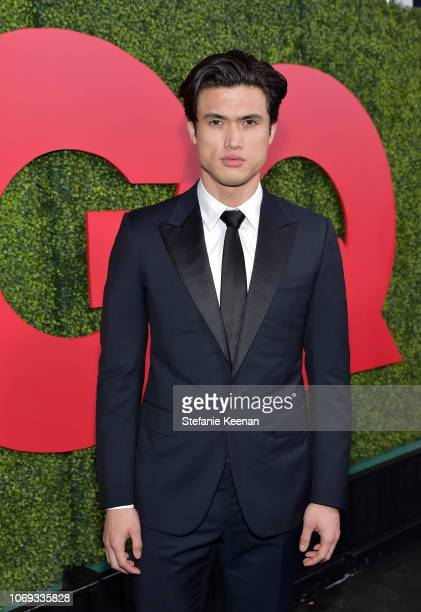 Charles Melton attends the 2018 GQ Men of the Year Party at a private residence on December 6 2018 in Beverly Hills California