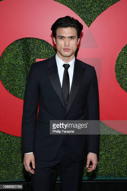 Charles Melton attends the 2018 GQ Men Of The Year Party at Benedict Estate on December 6 2018 in Beverly Hills California