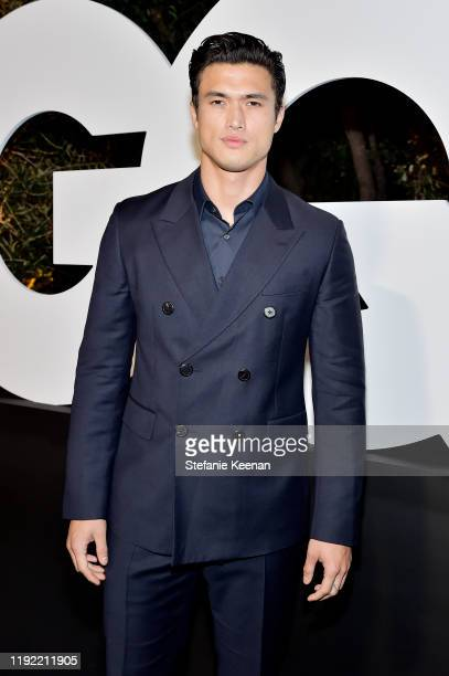 Charles Melton attends the 2019 GQ Men Of The Year Celebration At The West Hollywood EDITION on December 05 2019 in West Hollywood California