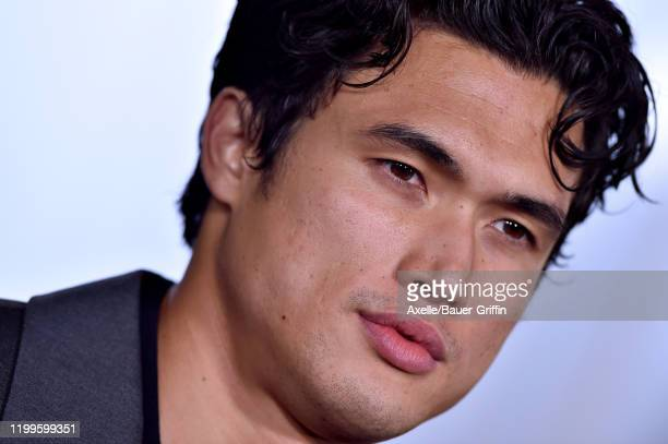 Charles Melton attends the Premiere of Columbia Pictures' Bad Boys for Life at TCL Chinese Theatre on January 14 2020 in Hollywood California