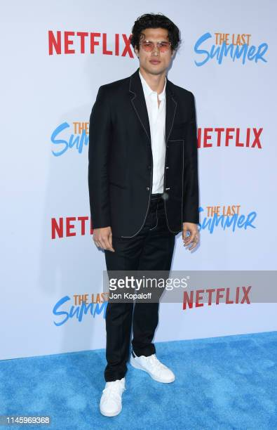 Charles Melton attends the Special Screening Of Netflix's The Last Summer at TCL Chinese Theatre on April 29 2019 in Hollywood California